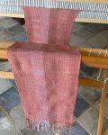Sciarpa-cotone-rosso